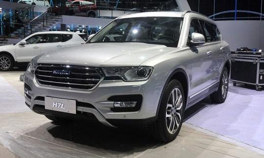 У квітні на ринку Китаю стартують продажі Haval H7
