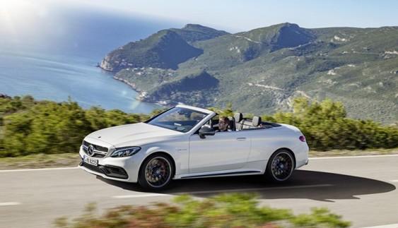 У Нью-Йорку презентували новий Mercedes-AMG C63 Cabriolet