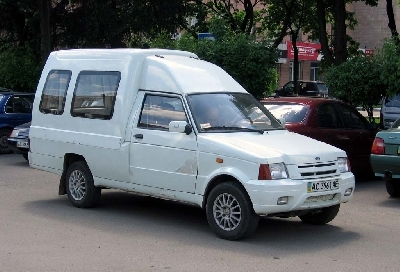 ЛуАЗ 1301 – остання надія Луцького автозаводу