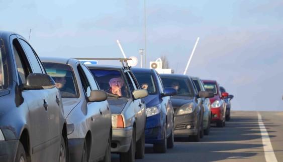 Термін перебування автомобілів з іноземною реєстрацією планують збільшити до одного року