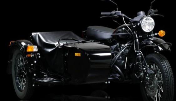 «Урал» створив мотоцикл для Дарта Вейдера