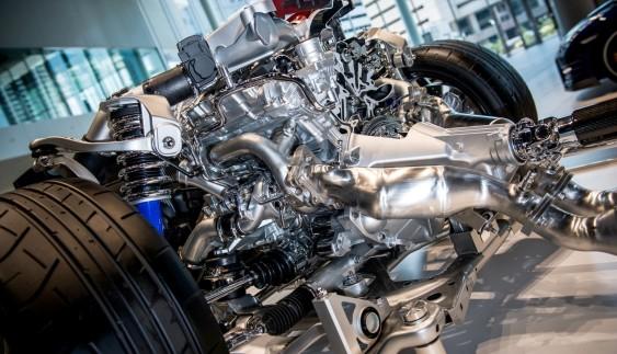 Найкрасивіші двигуни в світі (відео)