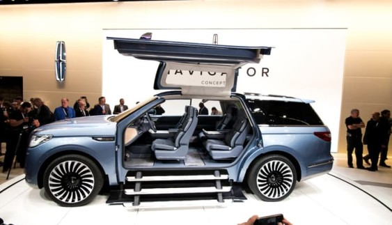 Автомобільні концепти, які стали сенсацією автосалону в Нью-Йорку