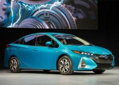 Toyota представила нову версію Prius