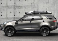 Land Rover Discovery отримає екстремальну версію