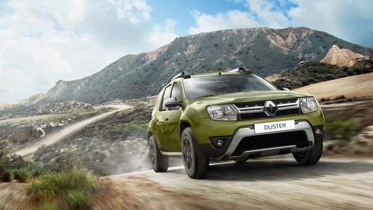 Кроссовер Renault Duster: виходить нове покоління