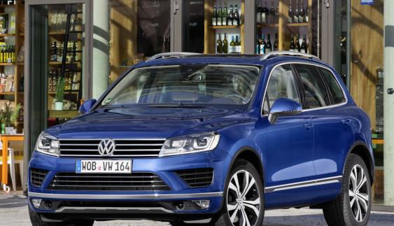 Volkswagen і Porsche відкличуть 800 000 позашляховиків