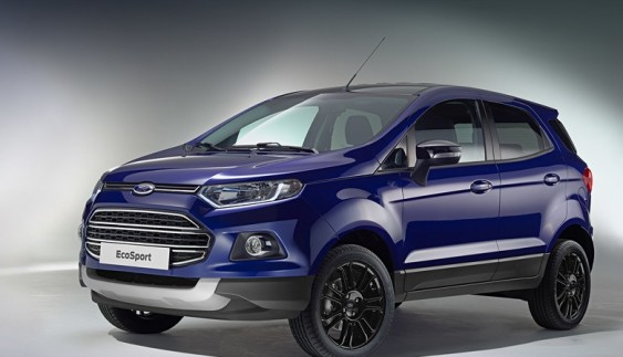 Коли чекати дебюту оновленого Ford EcoSport