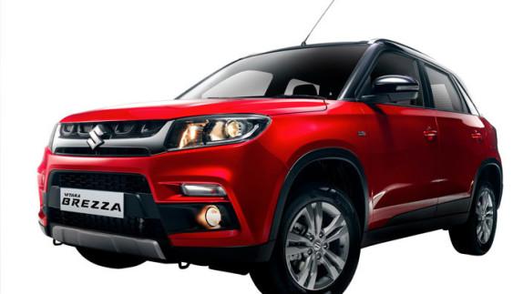 Suzuki випустила дизельний бюджетний кросовер
