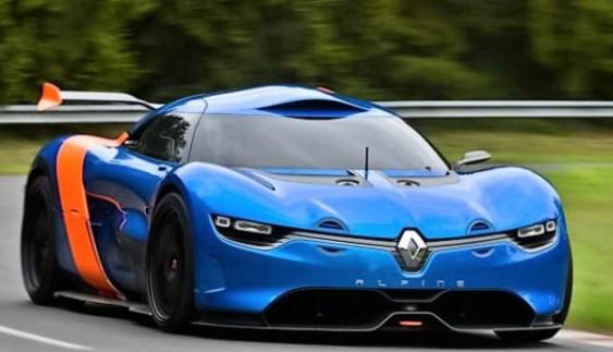 Renault готує до серійної збірки перший спорткар
