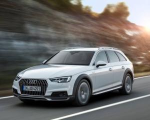 У Європі почались продажі позашляхової версії Audi A4