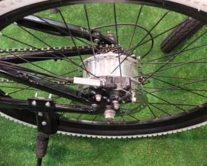 В Україні звичайні велосипеди переобладнують в електровелосипеди
