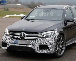 """Mercedes-Benz GLC63 оснастять турбованою """"вісімкою"""""""