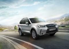 Subaru презентувала в Україні оновлені Forester і XV