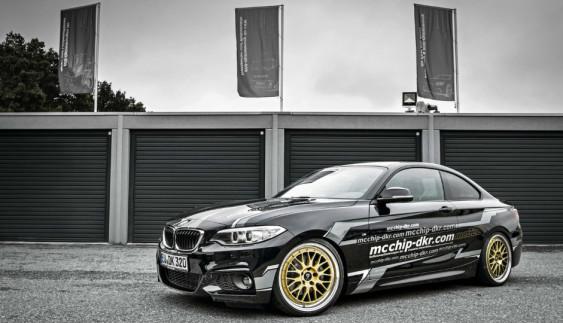 Тюнери додали потужності купе BMW 2-Series