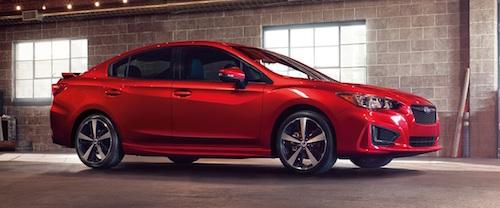 Subaru представила фото нового покоління Impreza