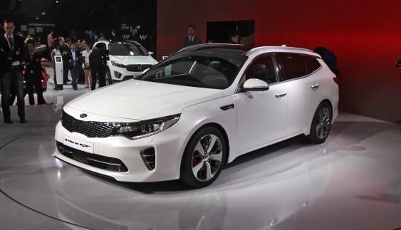 Нова Kia Optima: удар по європейським покупцям