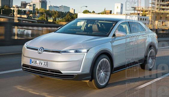 Volkswagen готує до випуску Phaeton II