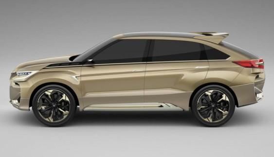 Honda UR-V може стати флагманом марки