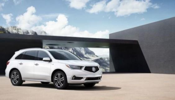 Acura представила MDX 2017 року в Нью-Йорку