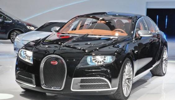 Чотирьохдверний Bugatti все ще можливий