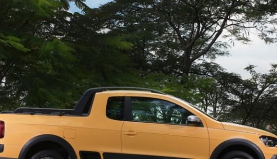 Volkswagen готує оновлену версію пікапа Saveiro