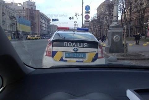 Киянин розповів, як поліція пробачила йому неправильну парковку