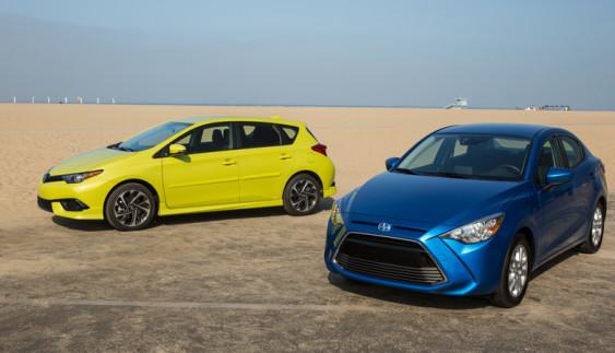Corolla iM і Yaris iA – «нові» моделі Toyota