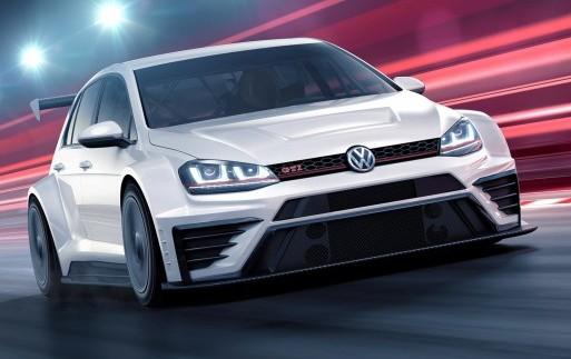 Volkswagen підготував Golf GTI для гонок