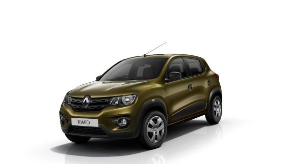Renault Kwid: нові деталі про найдешевше авто за $3,5 тис. (ФОТО)