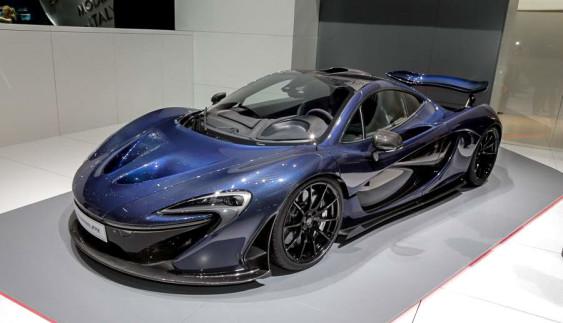 McLaren привіз до Женеви найкрутіші суперкари