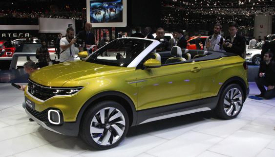 Volkswagen здивував найменшим кросовером (Фото)