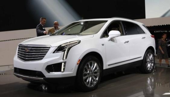 Cadillac XT5 отримає «бюджетний» варіант