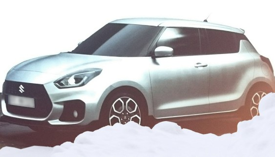 Розсекречено Suzuki Swift нового покоління
