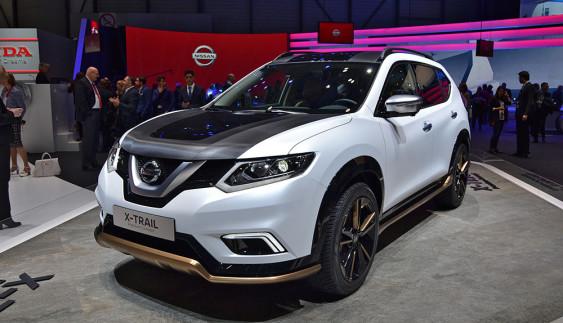 Nissan презентував нові версії кросоверів X-Trail і Qashqai