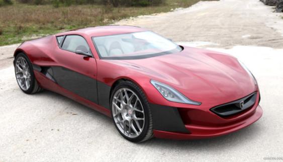 Найшвидший електромобіль: 6 секунд до 200 км/год