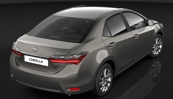 Toyota Corolla пережила оновлення: перші фото