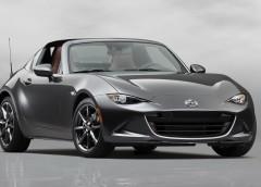 Mazda MX-5: представлена нова версія