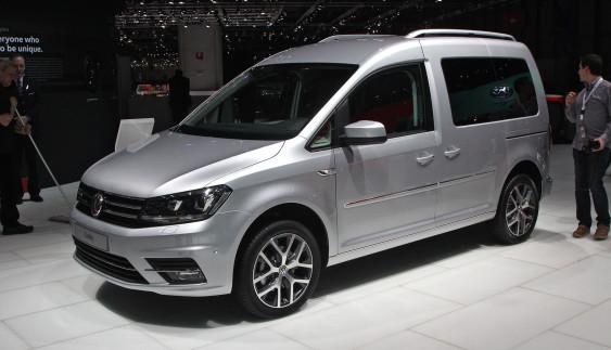 Нова версія VW Caddy приємно здивує прихильників марки (ФОТО)