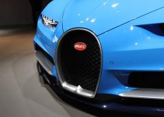 Bugatti офіційно представила новий суперкар Chiron