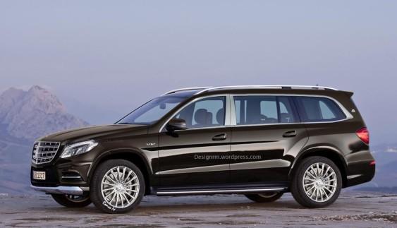 Mercedes-Maybach випустить позашляховик