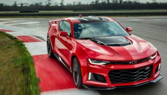Презентвано новий потужний Chevrolet Camaro