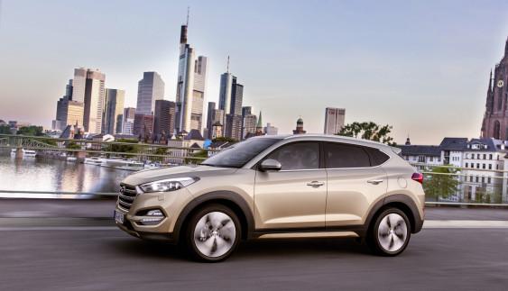 У Hyundai Tucson може з'явитися несподівана версія