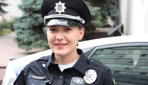 Стало відомо, як працюють камери на формі українських поліцейських