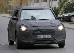 Новий Suzuki Swift вперше помічений на тестах