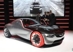 Концепт Opel GT може піти в серію