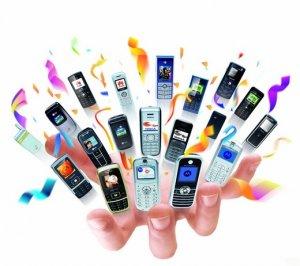 Виды современных телефонов