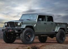 Продемонстрували концепт майбутнього пікапа Jeep (ФОТО)