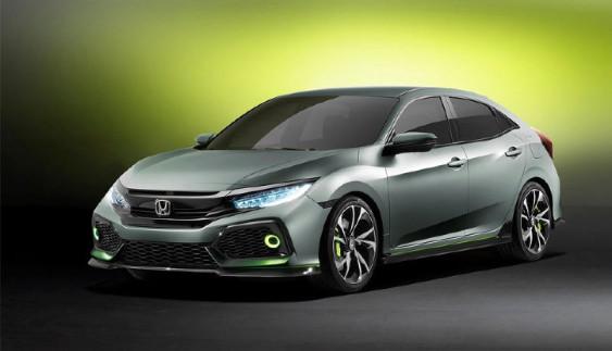 У Мережі розсекретили нове покоління серійної Honda Civic