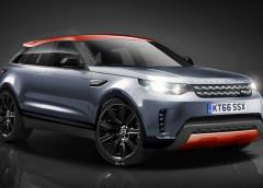 Land Rover готує нову модель позашляховика